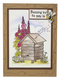 Woodware - Bee Happy - Clear Magic Stamp Set - JGS515